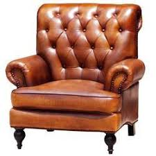 High Back Leather Armchair Leather Arm Chair Manufacturer From Jodhpur