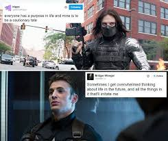 Winter Soldier Meme - 471 best captain america images on pinterest capt america
