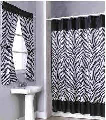 Zebra Print Bathroom Ideas Colors Bathroom Amusing Contemporary Bathroom Design Presented Near