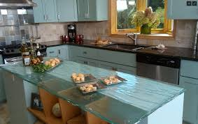 glass kitchen island kitchen top 10 countertops prices pros cons kitchen inexpensive