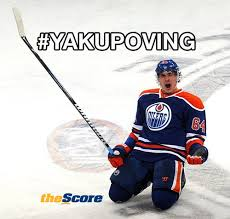 Hockey Meme Generator - nail yakupov celebration know your meme