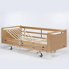 Invacare Hospital Beds Electric Bed Height Adjustable Medical On Casters Sb400