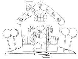 printable gingerbread house colouring page gingerbread house coloring page printable image easy printable