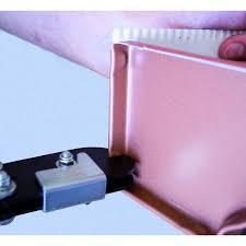 Grignoteuse Nibblex by Interclips Zinc Pinza Para Unir Tapetas A Canalones De Aluminio