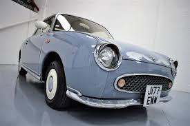 nissan figaro for sale used 1991 nissan figaro 1 0 retro classic for sale in york