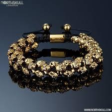 bracelet gold skull images 145 best skull bracelets mens skull bracelets skull jewelry for jpg