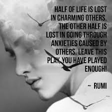 Rumi Memes - image result for the poem by rumi about become nothing liberate