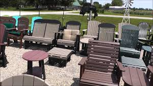 Outdoor Furniture Breezesta Recycled Poly Luxcraft Poly Vinyl Furniture Youtube