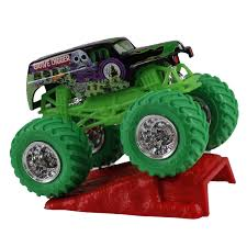wheels monster jam grave digger truck 1 64 wheels grave digger color treads truck stunt r series