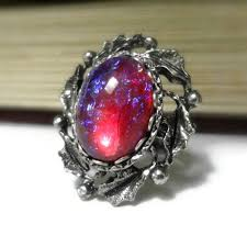 fire opal rings images Sandi pointe virtual library of collections jpg