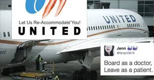 United Airline Carry On by Twitter Has Some Hilarious Suggestions For United Airlines U0027 New