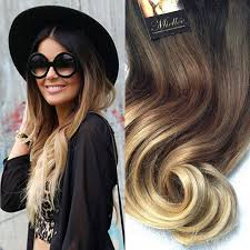 ombre extensions trend report ombre hair extensions