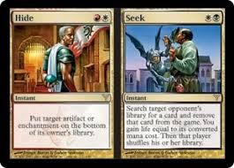 Seeking Card Cast Glittering Wish Ad Nauseam The Definitive Primer Modernmagic