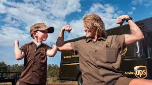 ups driver surprises 5 year boy with his own truck for