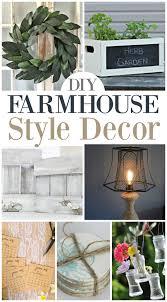 Farmhouse Style Home Decor by The Life Of Jennifer Dawn Diy Farmhouse Style Decor U0026 A Little