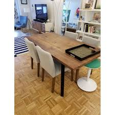 Industrial Style Dining Room Tables West Elm Industrial Style Dining Table Aptdeco