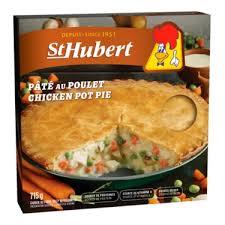 hubert cuisine st hubert chicken pie reviews in frozen entrees chickadvisor