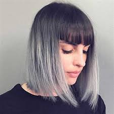 thin hair with ombre medium length bangs for thin hair hair world magazine