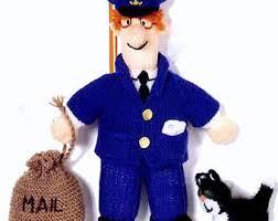 Postman Pat Duvet Set Postman Pat Cat Etsy
