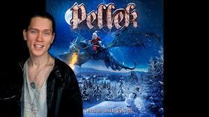 pellek o christmas tree power metal youtube