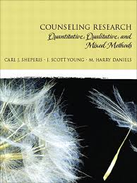 counseling research counselor survey methodology