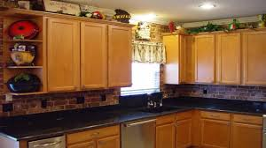 kitchen cabinet decorating ideas cabinet end shelf with space