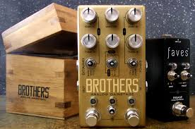 chase bliss audio brothers review u2013 best gain stage pedal