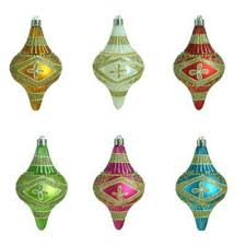 finial ornaments tree decorations the
