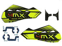 neon handguards mx enduro polisport fits ktm 125 sx motocross 95