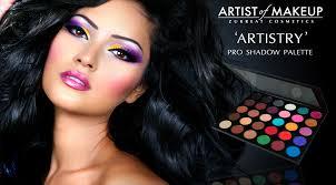 pro makeup artist artist of makeup eyeshadow palette yarte style