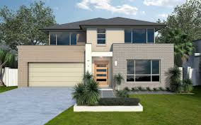 Home Design Double Story Double Storey Home Designs 2 Storey House Designs Georgia
