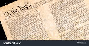 preamble constitution united states stock photo 574892128