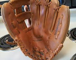 Hutch Baseball Gloves Old Baseball Glove Etsy