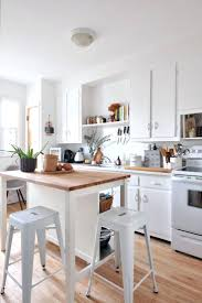 white kitchen island with breakfast bar articles with split level kitchen island dimensions tag two level
