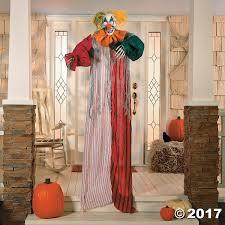 led hanging clown