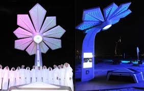 smart palm dubai electric trees to surf the for free