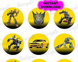 bumblebee transformer cake topper free printable transformers 31 best transformer birthday images on transformer