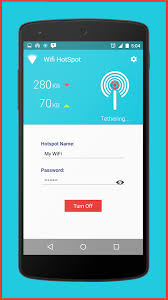mobile hotspot apk portable hotspot wifi tether for android free and