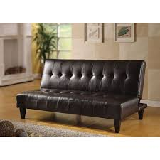 Black Faux Leather Sofa Gorgeous Leather Futon Sofa Leather Futon Sofa Bed