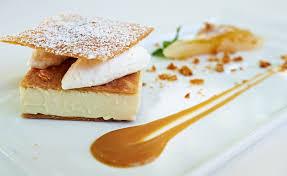 Vanilla Caramel Ice Cream Cake
