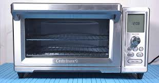 Pizza Stone For Toaster Oven Cuisinart 260n1 Chef U0027s Convection Toaster Oven Review Foodal