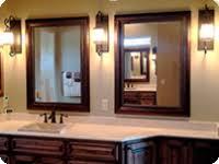 bathroom mirror shops matching framed bathroom mirrors for blanco texas