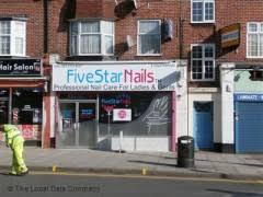 five star nails 3 colin parade london nail salons near