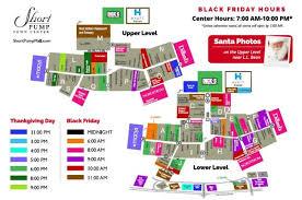 town center announces black friday deals hours