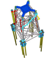 design of jacket structures 1 offshore technology