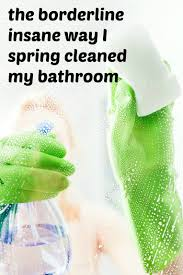 Spring Cleaning by Spring Clean Bathrooms
