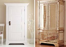 Armoire With Glass Doors Armoire Wardrobe Guide U2013 Design Sponge