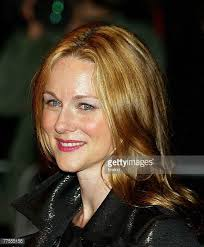 laura linney feathered hair odion west stock photos and pictures getty images