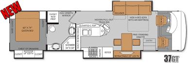 motorhome floor plans 25 class a rv floor plan google search rv wagon tiny home