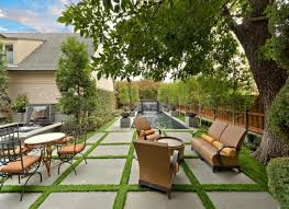 Landscape Designs For Backyard Impeccable Transitional Landscape Designs To Make The Best Use Of